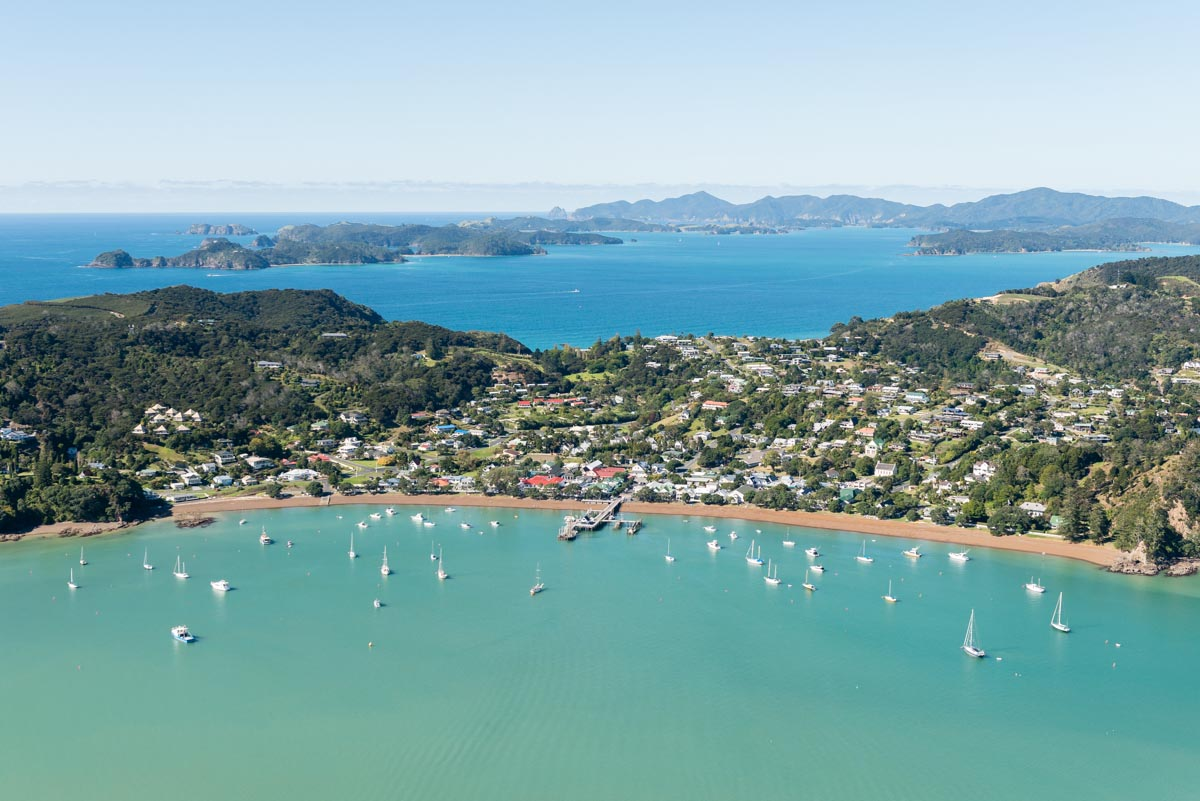 About the Bay of Islands