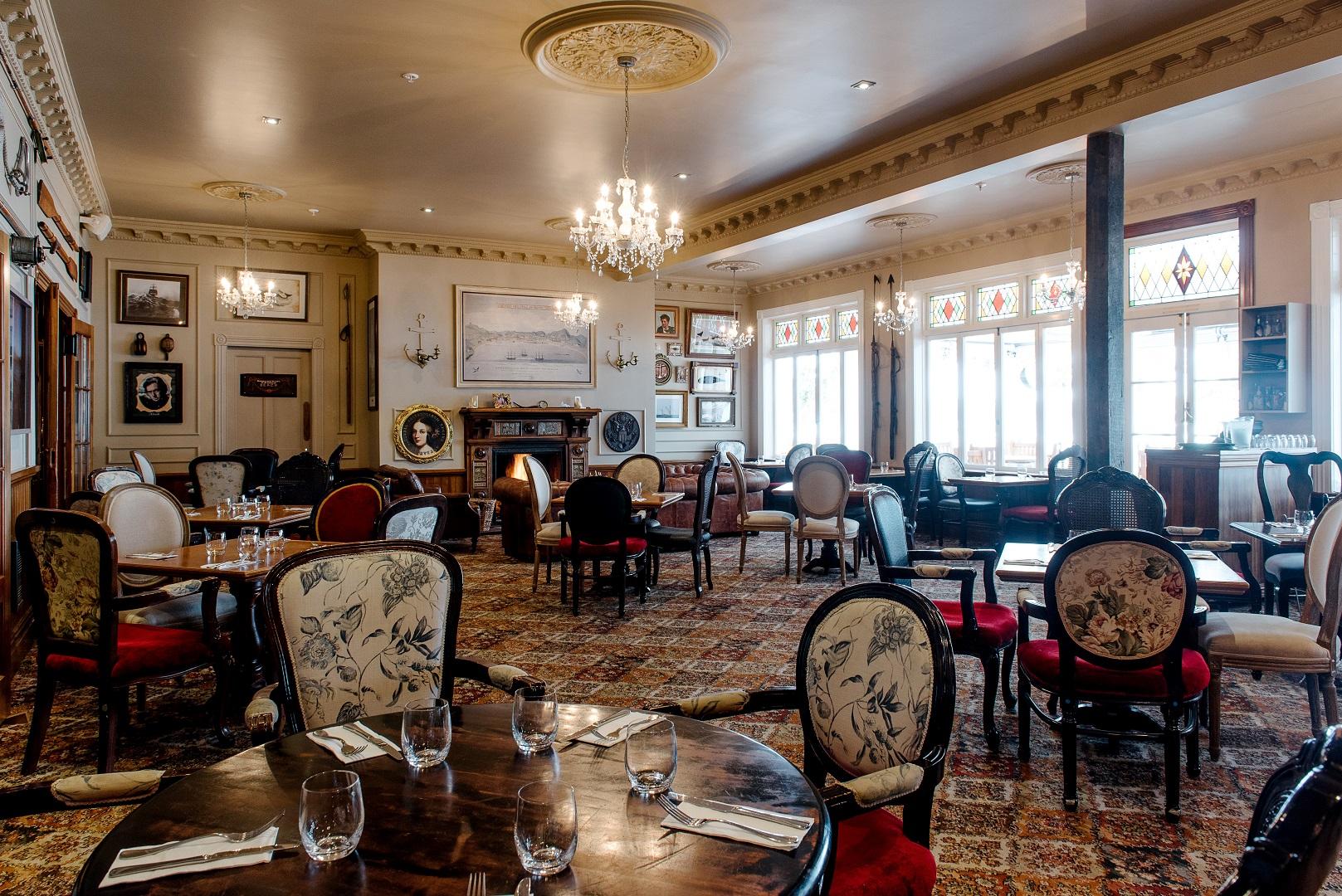 Bay of islands restaurant in russell new zealand for Fish restaurant marlborough