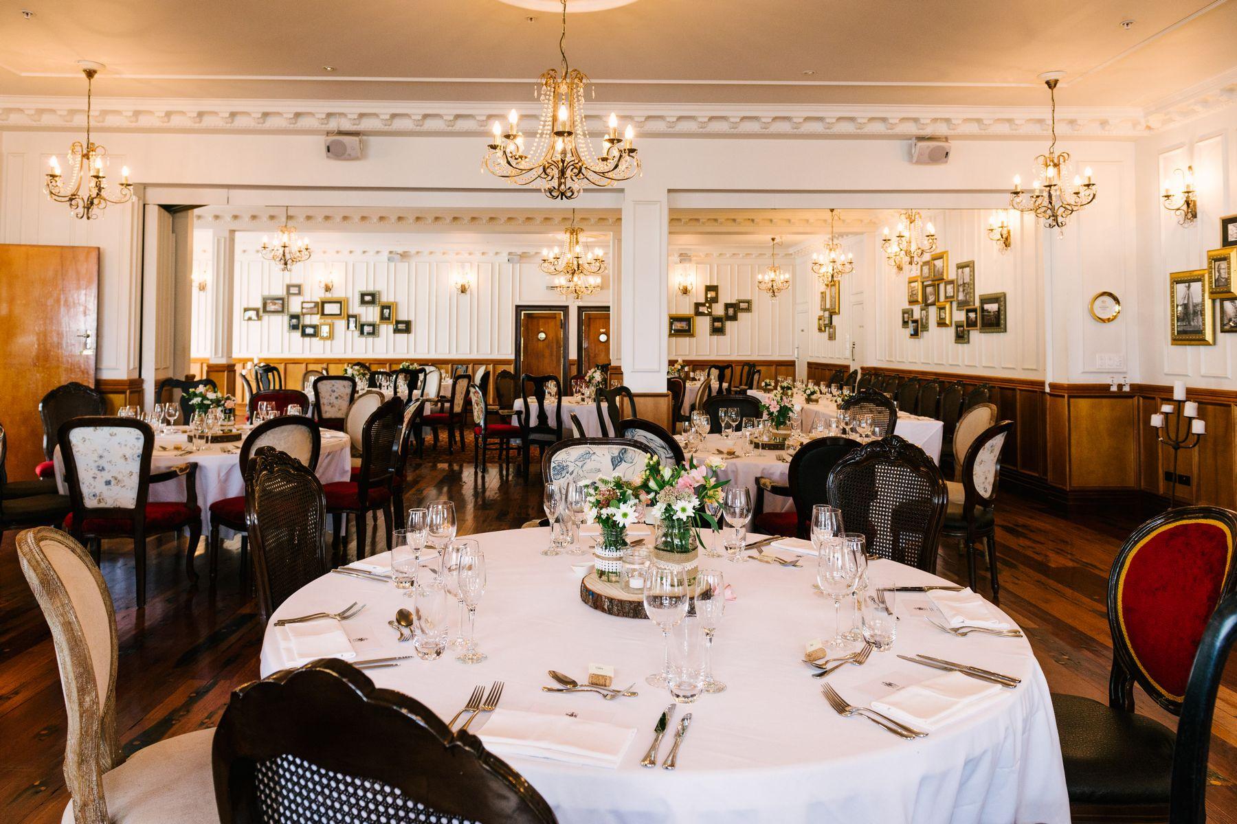 Unique Destination Wedding Venues Nz The Duke Of Marlborough Hotel